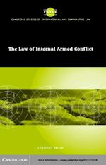 Law of Internal Armed Conflict (Cambridge Studies in International And Comparative Law)