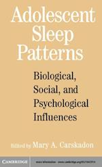 Adolescent Sleep Patterns