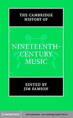Cambridge History of Nineteenth-Century Music af Samson