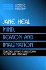 Mind, Reason and Imagination (CAMBRIDGE STUDIES IN PHILOSOPHY)