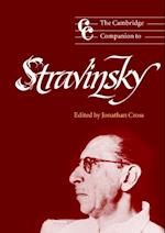 Cambridge Companion to Stravinsky af Cross