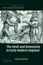 Devil and Demonism in Early Modern England