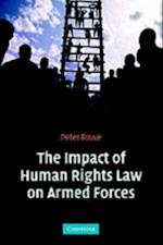 Impact of Human Rights Law on Armed Forces
