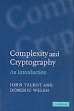 Complexity and Cryptography