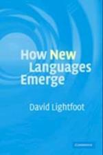 How New Languages Emerge