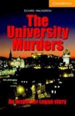 University Murders Level 4 (Cambridge English Readers)