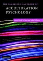 Cambridge Handbook of Acculturation Psychology
