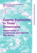 Cosmic Explosions in Three Dimensions (Cambridge Contemporary Astrophysics)