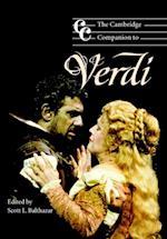 Cambridge Companion to Verdi (Cambridge Companions to Music)