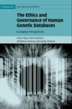 Ethics and Governance of Human Genetic Databases (Cambridge Law, Medicine and Ethics)