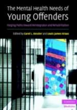 Mental Health Needs of Young Offenders