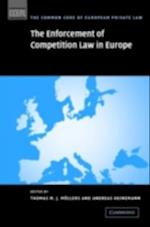 Enforcement of Competition Law in Europe (The Common Core of European Private Law)