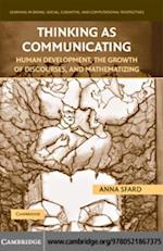 Thinking as Communicating (Learning in Doing : Social, Cognitive and Computational Perspectives)
