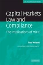 Capital Markets Law and Compliance (Law Practitioner Series)