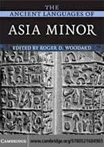 Ancient Languages of Asia Minor