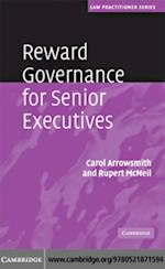 Reward Governance for Senior Executives (Law Practitioner Series)