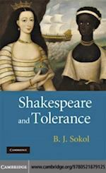 Shakespeare and Tolerance af Sokol