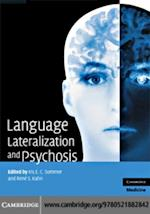 Language Lateralization and Psychosis af Sommer