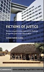 Fictions of Justice (Cambridge Studies in Law and Society)