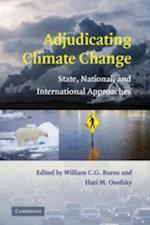 Adjudicating Climate Change