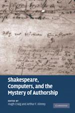 Shakespeare, Computers, and the Mystery of Authorship af Craig