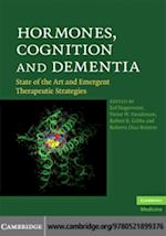 Hormones, Cognition and Dementia
