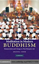 Meditation in Modern Buddhism