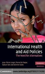 International Health and Aid Policies