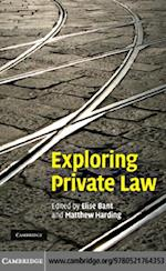Exploring Private Law