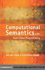 Computational Semantics with Functional Programming