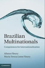 Brazilian Multinationals af Fleury