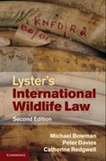 Lyster's International Wildlife Law