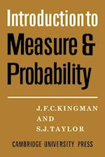 Introdction to Measure and Probability af J. F. C. Kingman