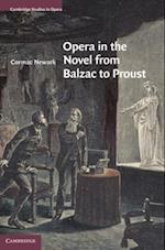 Opera in the Novel from Balzac to Proust (Cambridge Studies in Opera)