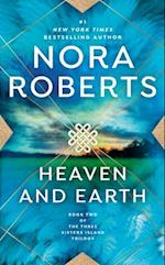 Heaven and Earth (Three Sisters Island Trilogy, nr. 2)
