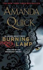 Burning Lamp af Amanda Quick