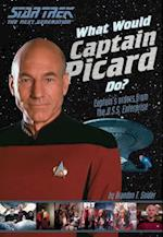 What Would Captain Picard Do? (STAR TREK)