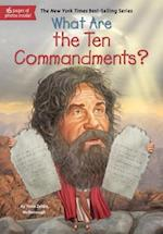 What Are the Ten Commandments? (What Was)