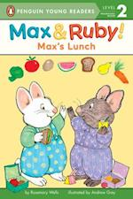 Max's Lunch (Penguin Young Readers, Level 2)