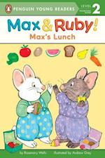 Max's Lunch (Penguin Young Readers)