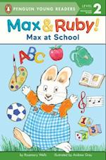 Max at School (Penguin Young Readers, Level 2)