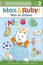 Max at School (Penguin Young Readers)