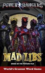 Power Rangers Mad Libs (Power Rangers)