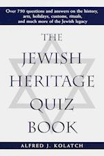 The Jewish Heritage Quiz Book af Alfred J. Kolatch