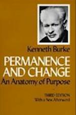 Permanence and Change af Kenneth Burke