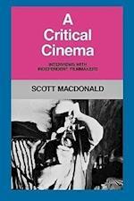 A Critical Cinema