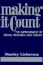 Making it Count af Stanley Lieberson