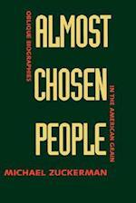 Almost Chosen People af Michael Zuckerman