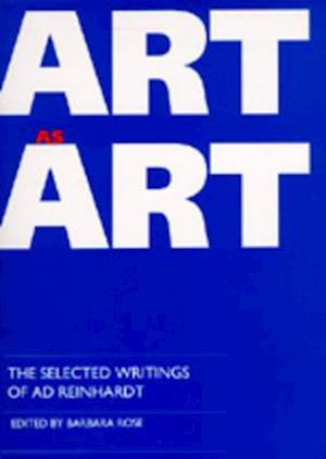 Art as Art