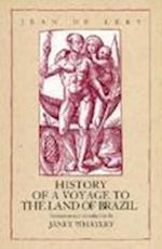 History of a Voyage to the Land of Brazil (LATIN AMERICAN LITERATURE AND CULTURE, nr. 6)